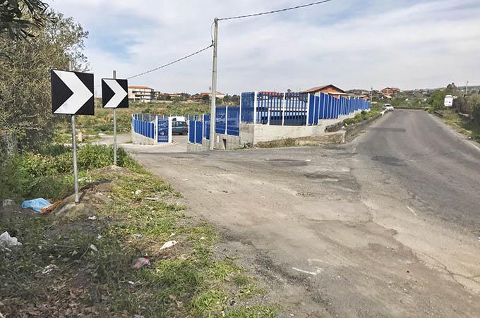 """Santa Maria di Licodia, miracolo da """"campagna elettorale"""" su via De Gasperi"""