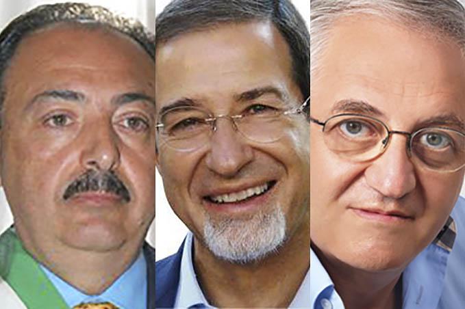 Favori a deputati regionali: 9 indagati. Musumeci, D'Asero e Nicotra respingono accuse