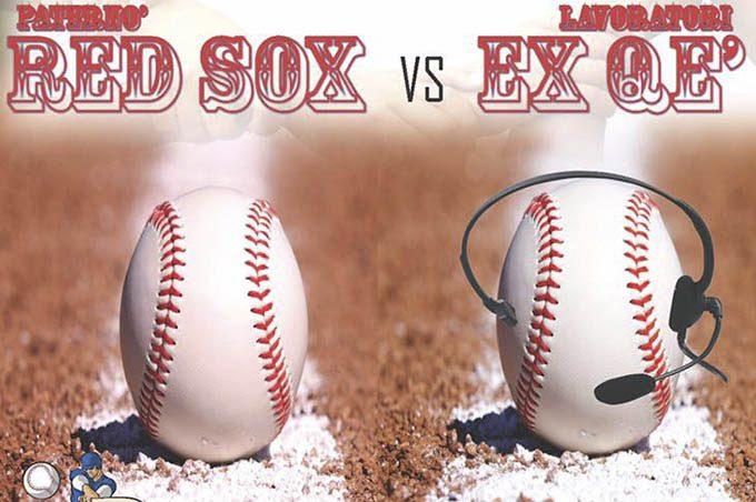 Paternò: domani la sfida della solidarietà fra ex Qè e Red Sox