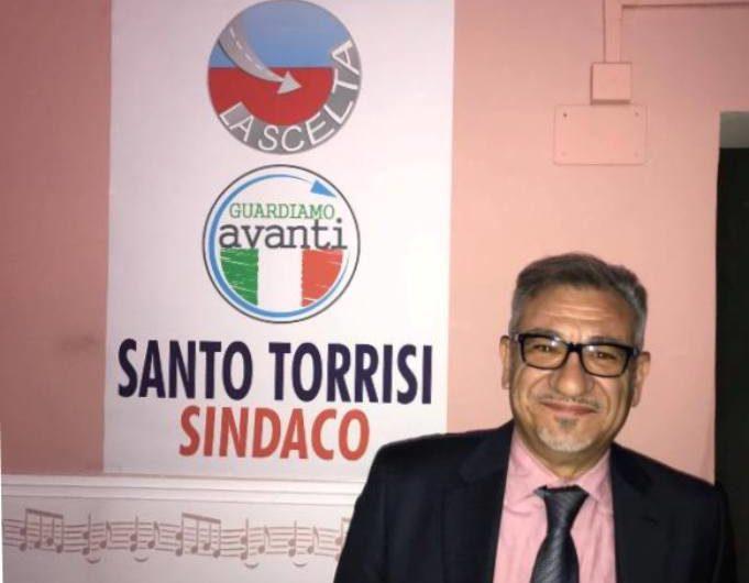 Santa Maria di Licodia, Santo Torrisi candidato sindaco