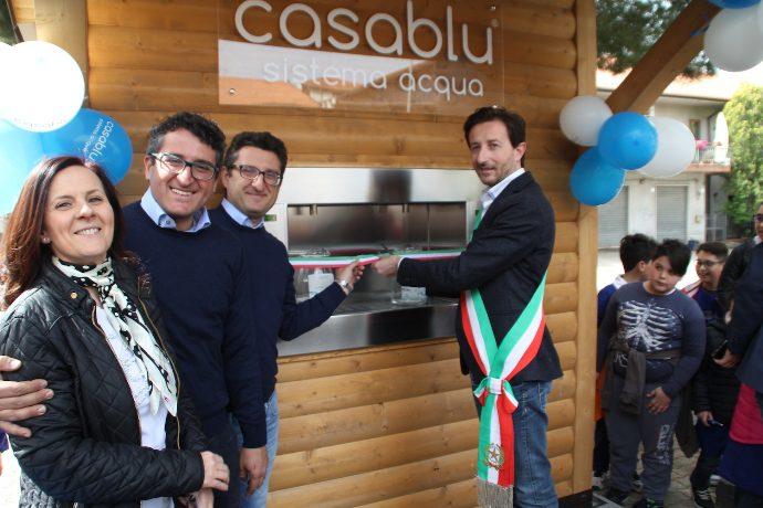 """Belpasso, inaugurata la seconda """"Casa dell'Acqua"""""""