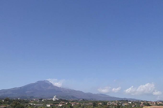 Etna, nuova fase eruttiva al Cratere di Sud-Est
