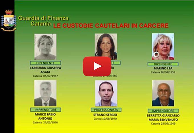 """Catania, operazione """"The band"""": 23 arrestati per peculato nei confronti dell'Istituto musicale """"Bellini"""""""