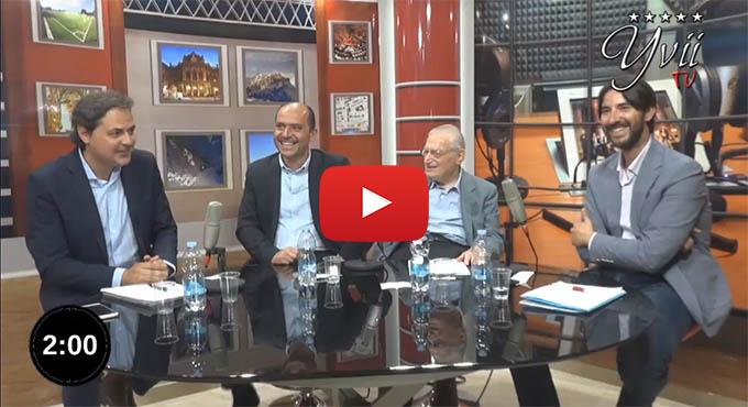 Paternò, confronto fra candidati sindaco su Yvii Tv
