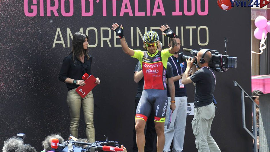 """Torna il grande ciclismo con """"Giro di Sicilia"""" e """"Giro d'Italia"""""""