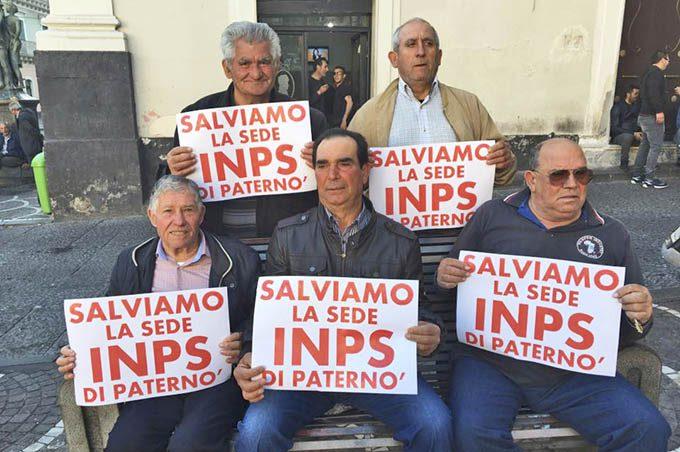 Inps Adrano Paternò: venerdì incontro in Prefettura e concomitante sit in