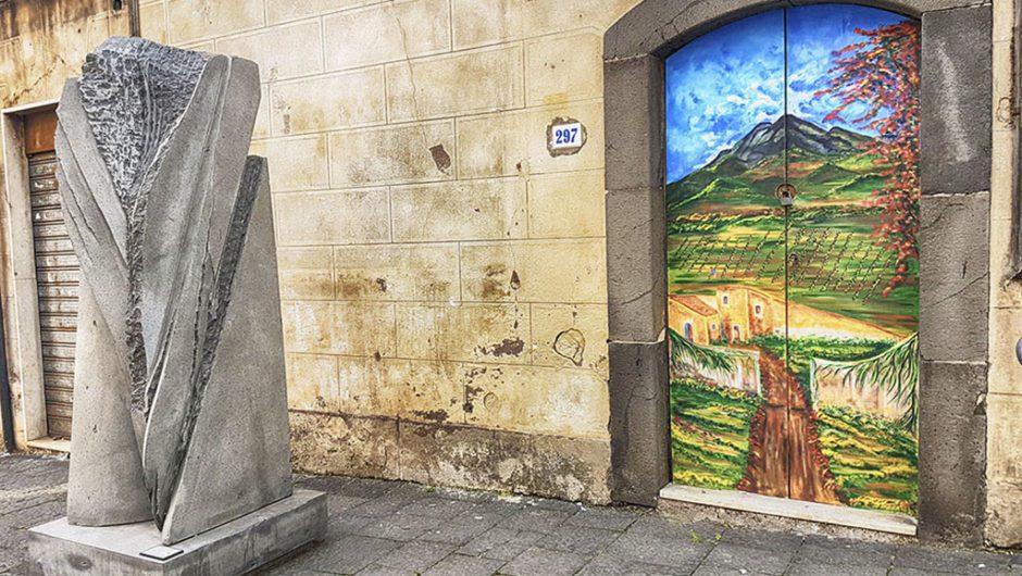 """Belpasso, domani la consegna delle cinque opere della """"Città delle cento sculture"""""""