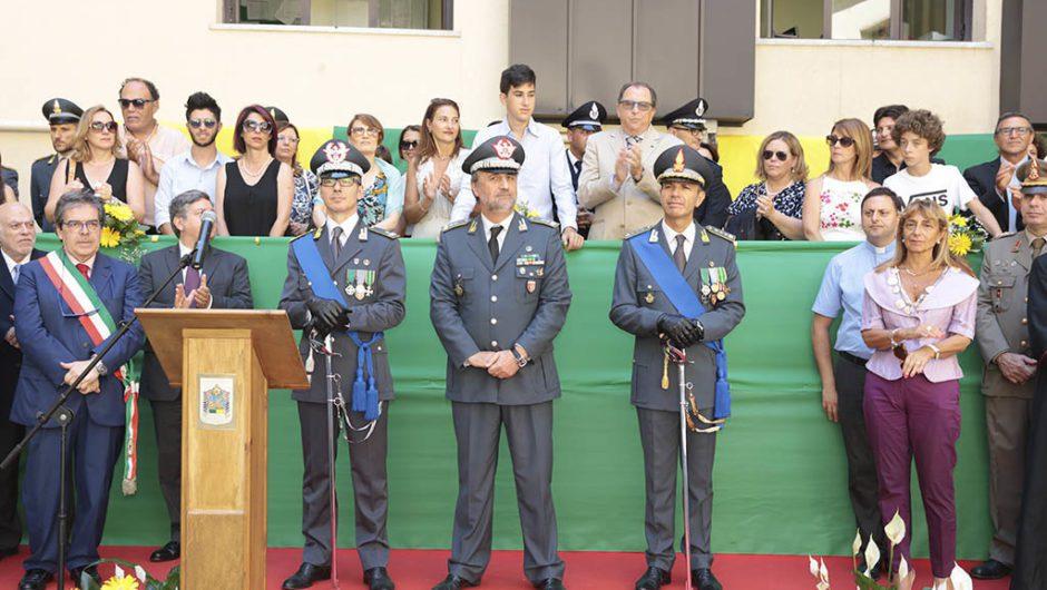 Guardia di Finanza Catania: generale Quintavalle assume comando