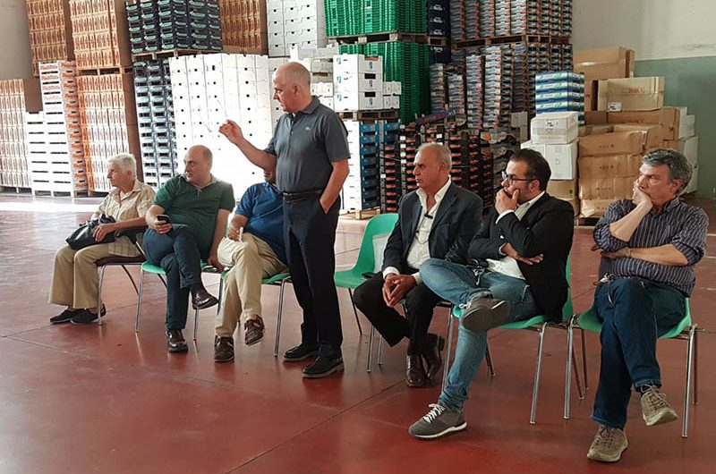 Biancavilla, produttori contro gli impianti rifiuti a Piano Rinazze