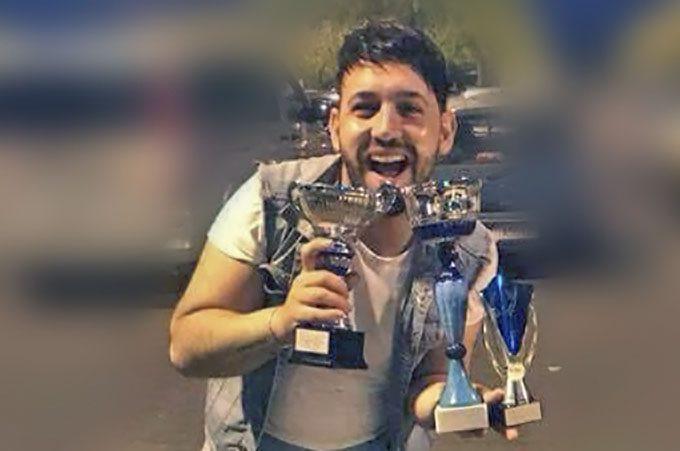 """Nuovo riconoscimento per il barbiere biancavillese Giuseppe Diolosà, quarto al """"Trofeo Trinacria Barber"""""""