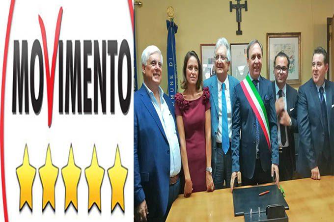 Paternò, il M5s: «La giunta non rispetta l'alternanza uomo-donna»