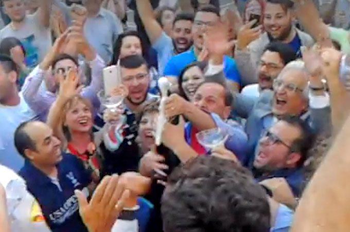 """Paternò: Nino Naso è il nuovo sindaco. """"Caporetto""""per l'uscente Mangano"""