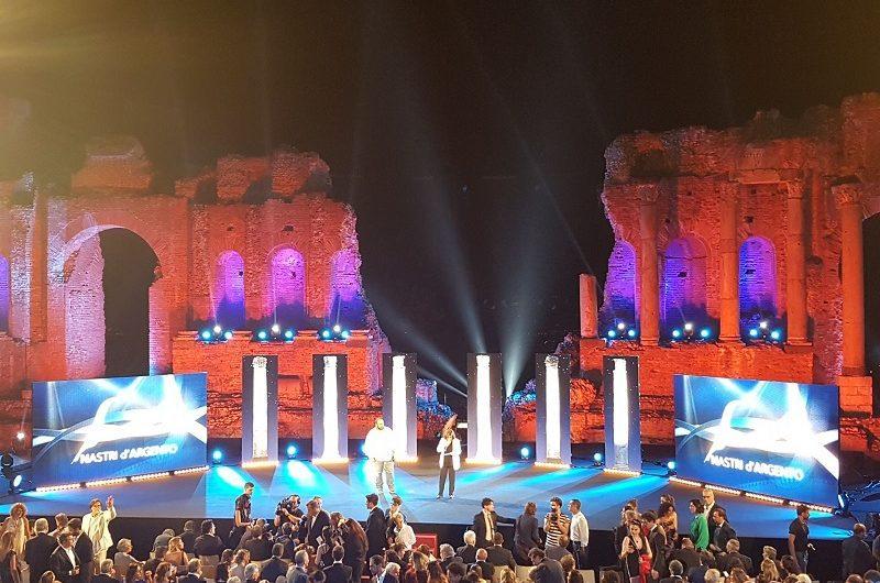 "Taormina, ""La tenerezza"" di Gianni Amelio trionfa ai Nastri D'argento 2017"
