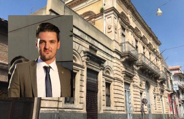 """Santa Maria di Licodia, l'associazione """"Rinascita Licodia"""" contesta l'affidamento di Palazzo Ardizzone"""