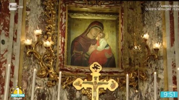 """Biancavilla, la Basilica e """"u scumuni"""" su Rai Uno a """"Borghi d'Italia"""""""