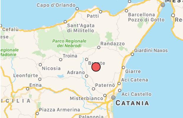 Biancavilla, Bronte: nuova sequenza sismica in atto