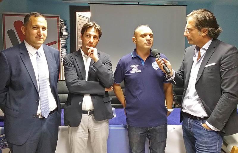 """Calcio. Presentato il """"Città di Mascalucia"""" di Promozione C"""