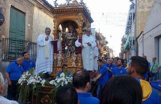 Santa Maria di Licodia, conclusi festeggiamenti patronali