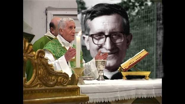 Santa Maria di Licodia, i 70 anni di sacerdozio di padre Vito Rapisarda