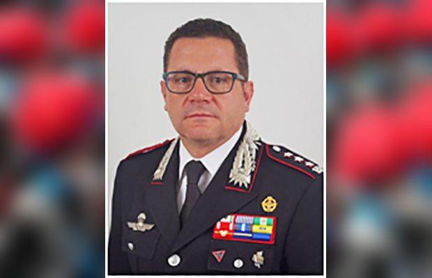 Catania, il Colonnello Raffaele Covetti nuovo Comandante provinciale dei Carabinieri