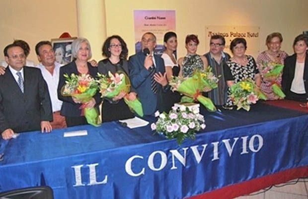 """Giardini Naxos, Premio Internazionale """"Il Convivio"""""""