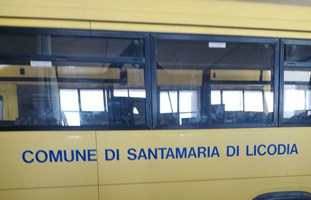 Santa Maria di Licodia, lunedì riprende il trasporto scolastico