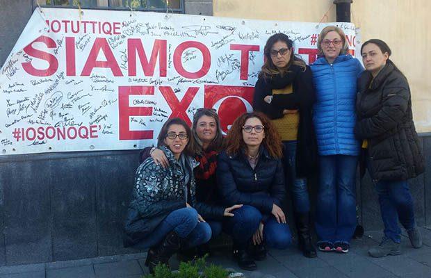 """Ex Qè: occupazione a oltranza. Domani Musumeci dovrebbe convocare il """"tavolo"""""""