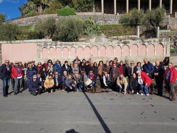 """Santa Maria di Licodia, l'associazione """"Voglio vivere così"""" alla scoperta del territorio"""