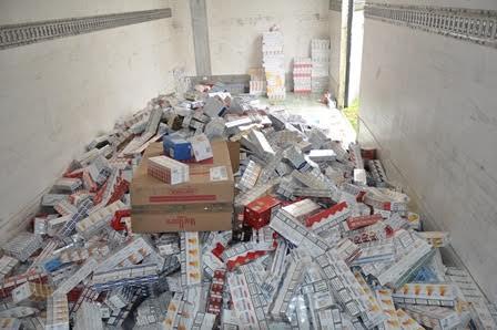 Adrano, arrestati rapinatori del furgone di sigarette