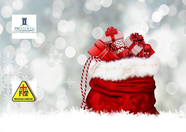 """Santa Maria di Licodia, al via l'iniziativa """"Regala un sorriso a Natale"""""""