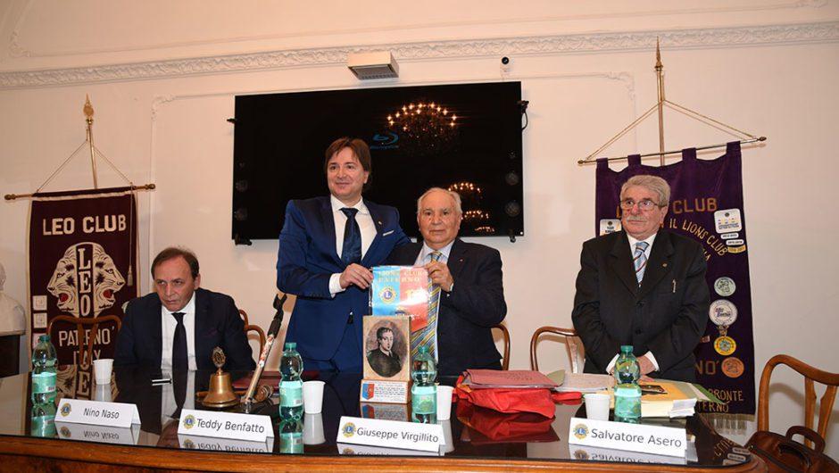 """Paternò. A Pippo Virgillito il Premio """"Giovan Battista Nicolosi"""""""