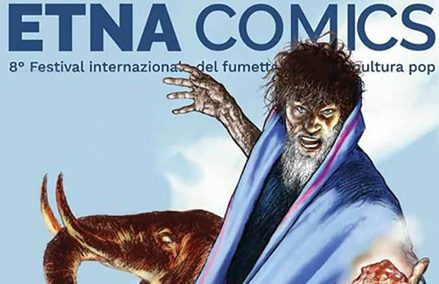 Catania, presentato il manifesto e le date ufficiali di Etnacomics 2018