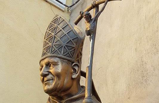 Paternò, domani la benedizione del crocifisso della chiesa nuova
