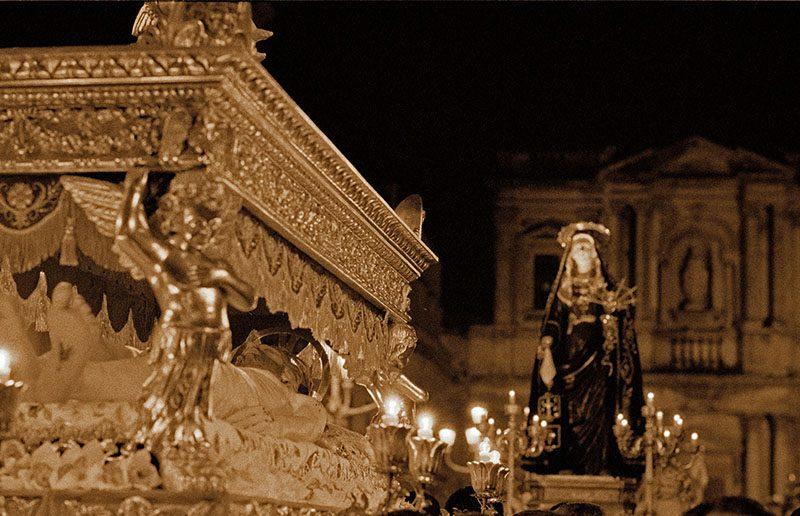 La Settimana Santa in Sicilia