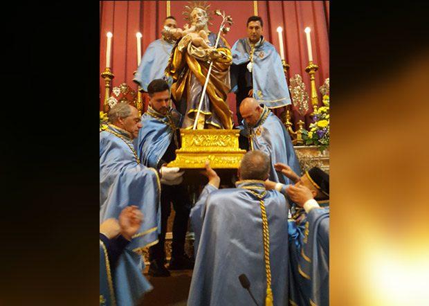 """Santa Maria di Licodia, conclusi i festeggiamenti di """"San Giuseppe"""""""
