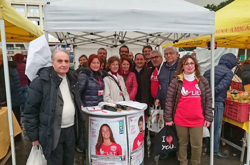 Catania, conclusa Settimana Nazionale per la Prevenzione Oncologica 2018 della Lilt