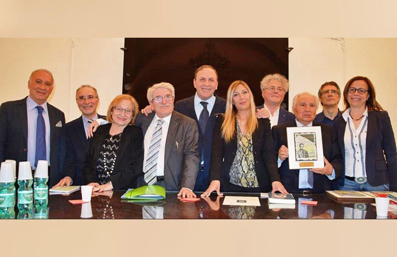 """Paternò. Presentato """"La passione di sapere"""", il libro su Angelo Ciravolo"""