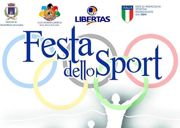 """Santa Maria di Licodia, dal 3 al 6 maggio """"Festa dello sport"""""""