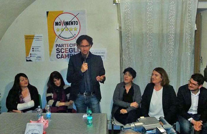 Biancavilla. Marco Vinicio Mastrocola (M5S) quarto candidato sindaco