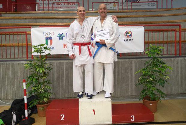 Karate. Sul podio nazionale gli atleti paternesi Schillaci e Nicolosi