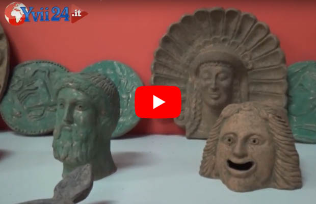"Paternò, gli allievi restauratori del ""Rapisardi"""