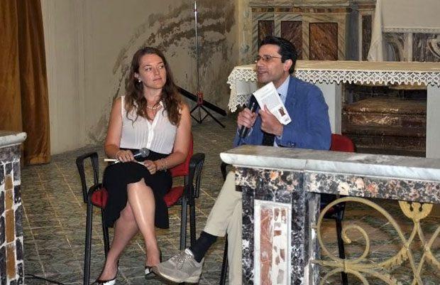 """Paternò, presentato """"Genisia"""" primo romanzo di Laura Ciancio"""