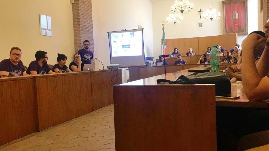 """Santa Maria di Licodia, presentato il progetto della """"CoPED Summer School"""""""