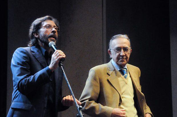"""Belpasso. Domenica la """"conversazione"""" di Tuccio Musumeci e Santino Mirabella"""