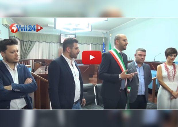Biancavilla, intervista al sindaco Bonanno e ai suoi assessori
