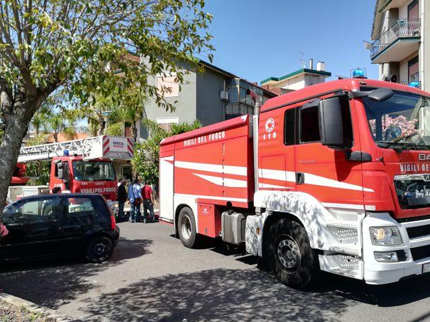 Emergenza incendi, Barbagallo (Usb): «Solo il caso scongiura la tragedia»
