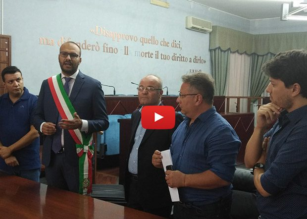 Biancavilla. Giunta comunale: esce Antonio Mursia entra Mario Amato