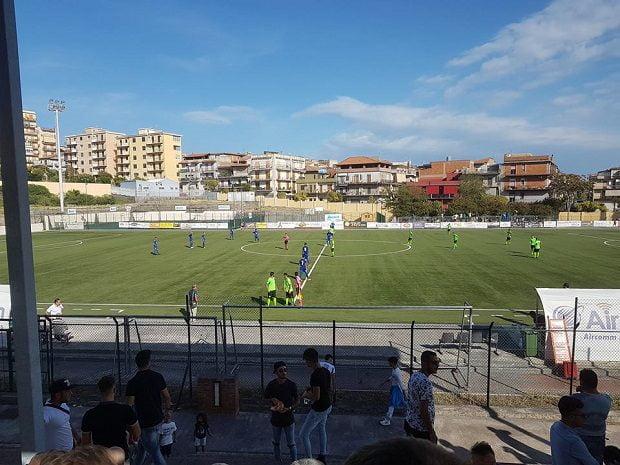 Calcio Sicilia. Un Biancavilla attento e rognoso strapazza il Camaro