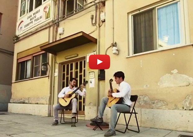 """Spettacolo. Il """"Duo Blanco Sinacori"""" si esibisce a """"Stanze Vaticane"""""""