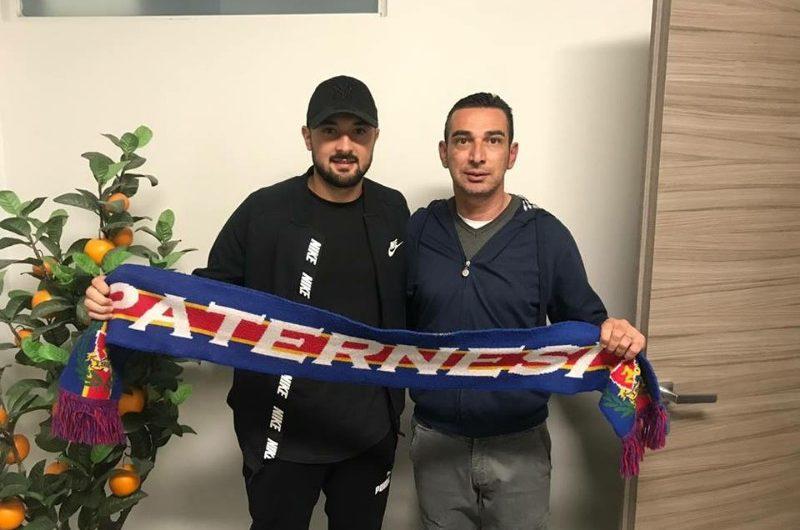 Calcio. Il Paternò presenta Alfonso Sessa